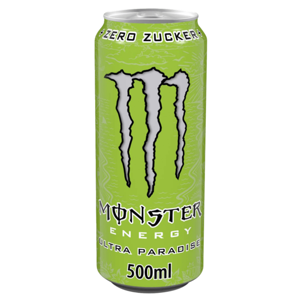 Monster Energy Ultra Paradise Zero 0,5l