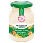 Andechser Natur Bio Sommer Traum Joghurt Aprikose Maracuja Minze 500g