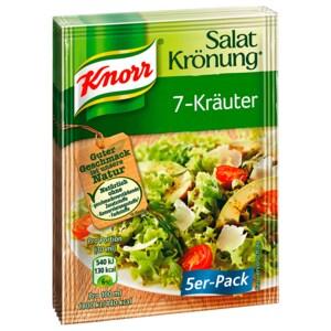 Knorr Salatkrönung 7-Kräuter 450ml