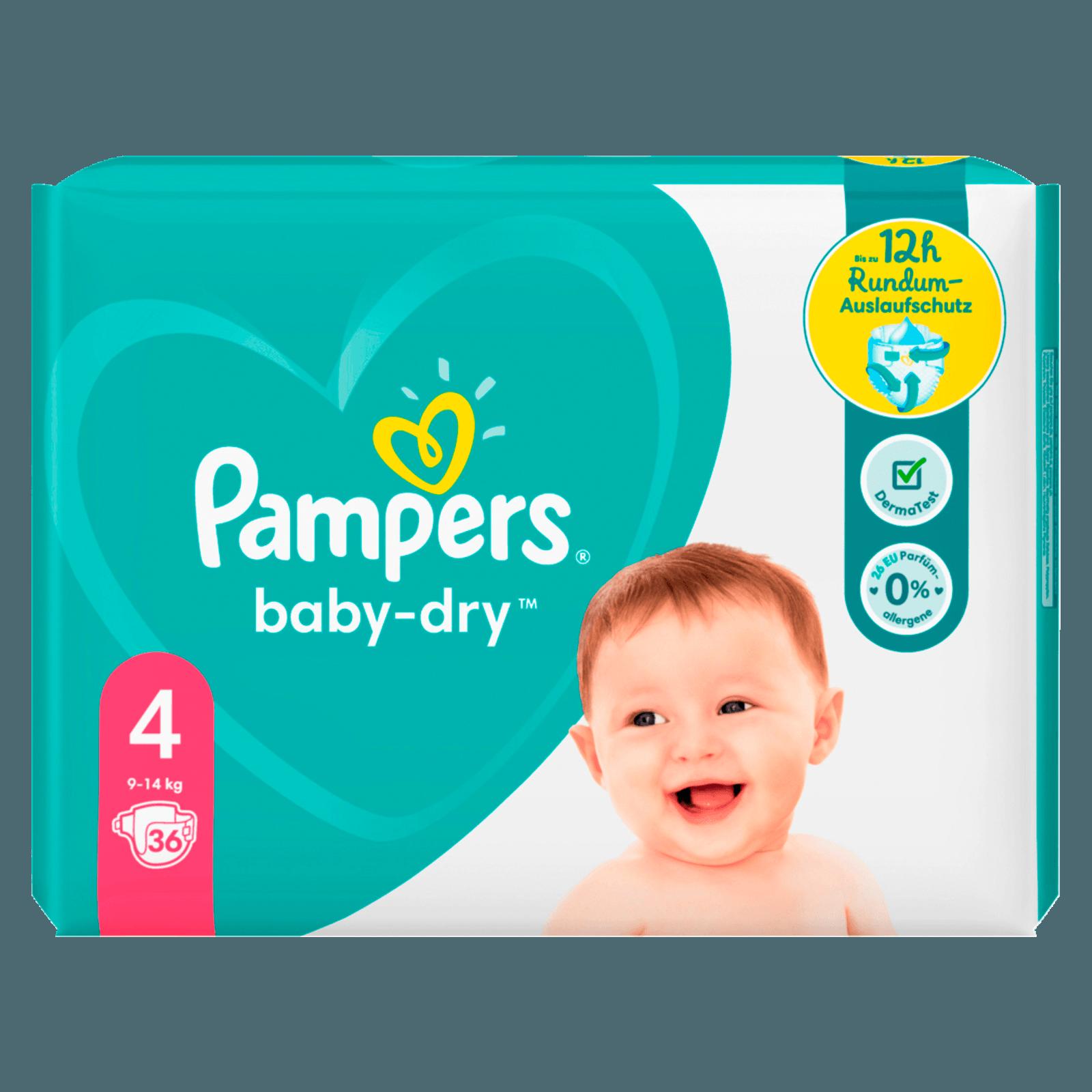 Pampers Active Baby Dry Gr 3 6-10 kg* 248 Stück ANGEBOT *