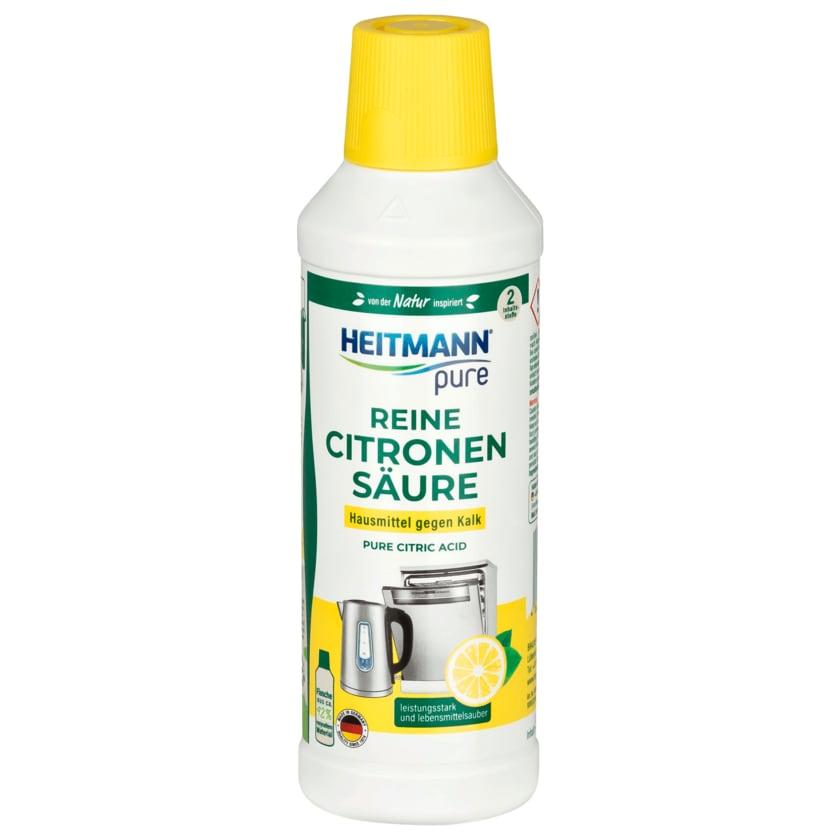Heitmann Pure Reine Citronensäure flüssig 500ml