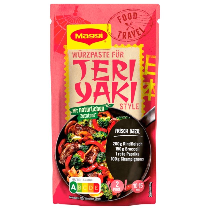 Maggi Food Travel Würzpaste für Teriyaki Style 65g