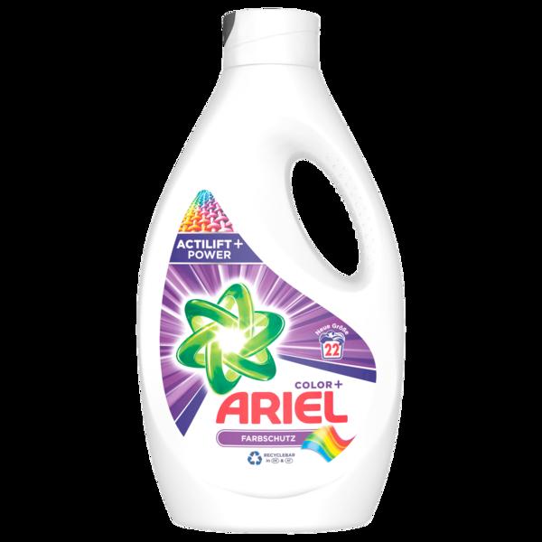 Ariel Colorwaschmittel Flüssig 1,21l, 22WL