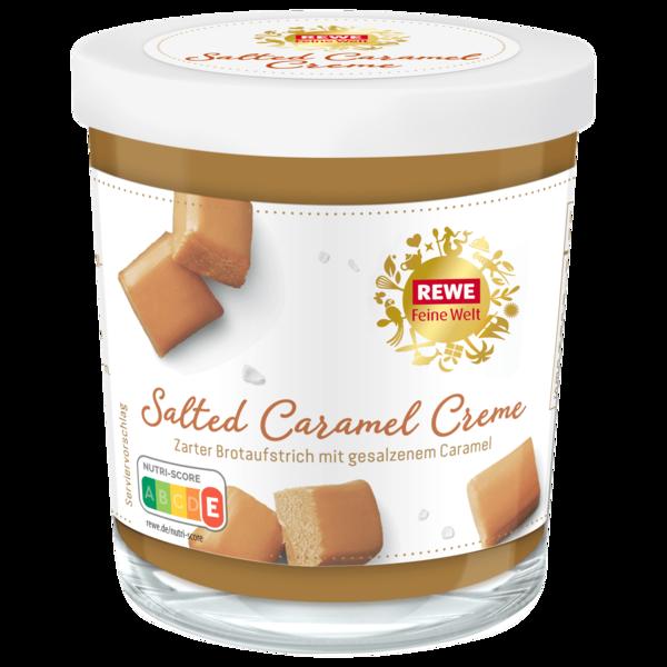 REWE Feine Welt Salted Caramel Creme 200g