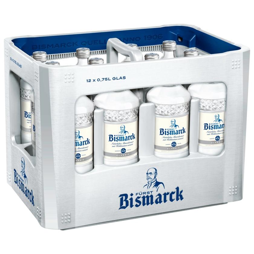 Fürst Bismarck Mineralwasser Classic 12x0,75l