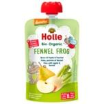 Demeter Bio Organic Fennel Frog Birne mit Apfel & Fenchel 100g