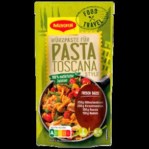 Maggi Food Travel Würzpaste für Pasta Toscana Style 65g