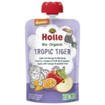 Demeter Holle Bio Organic Tropic Tiger Apfel mit Mango & Maracuja 100g