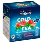 Meßmer Cold Tea Melone-Erdbeere 38,5g, 14 Beutel