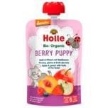 Holle Berry Puppy Bio Apfel & Pfirsich mit Waldbeeren 100g