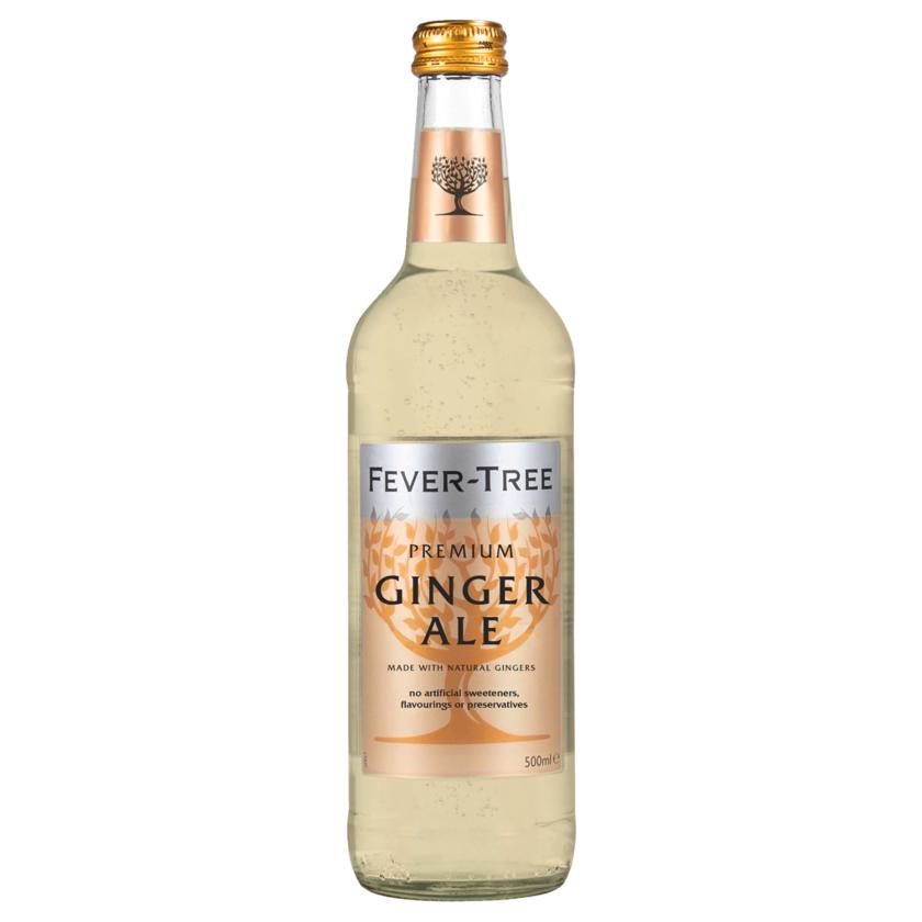 Fever-Tree Premium Ginger Ale 0,5l
