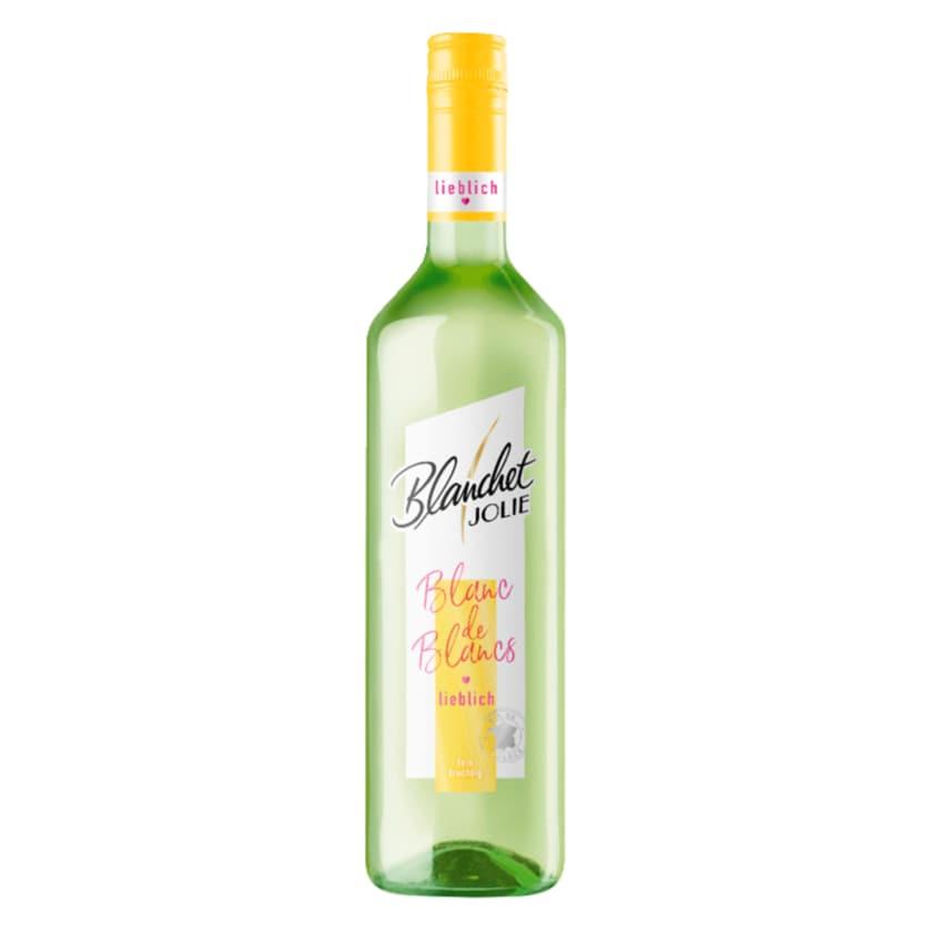 Blanchet Jolie Weißwein Blanc de Blancs lieblich 0,75l