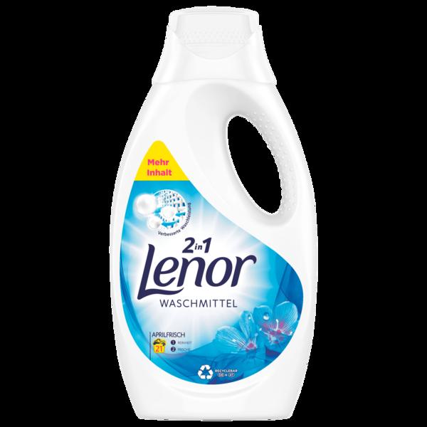Lenor Waschmittel Aprilfrisch 1,16l, 21WL