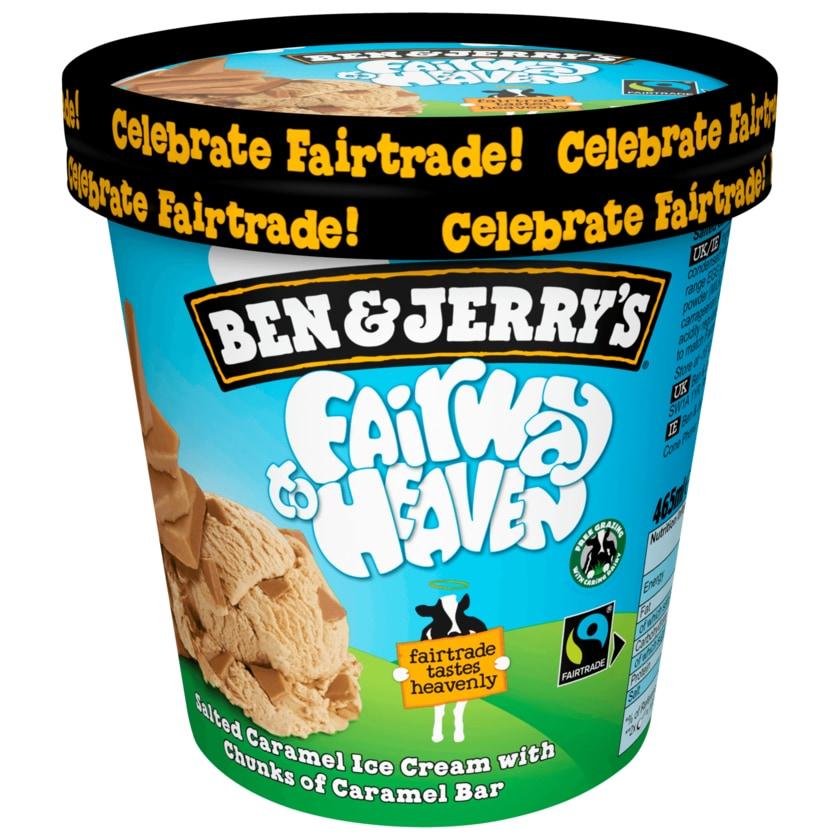 Ben & Jerry's Eis Fairway To Heaven 465ml