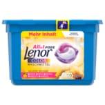 Lenor All in 1 Colorwaschmittel Pods Goldene Orchidee 393g, 15WL
