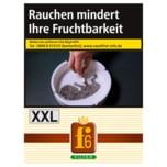 F6 Zigaretten XXL 26 Stück