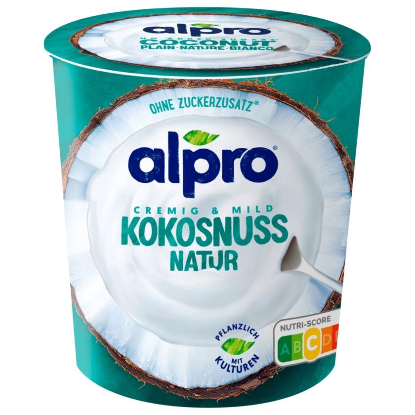 Alpro Absolutely Kokosnuss Natur vegan 350g