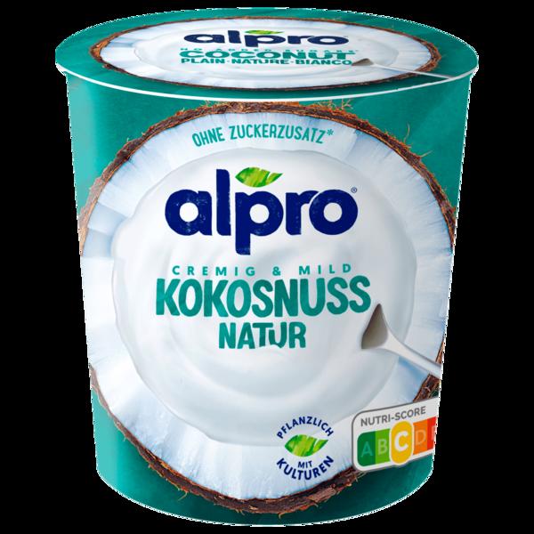 Alpro Kokosnuss Joghurt