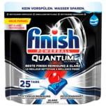 Finish Quantum Ultimate Spülmaschinentabs 25 Tabs