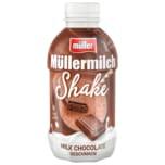 Müller Müllermilch Shake Milk Chocolate Geschmack 400ml