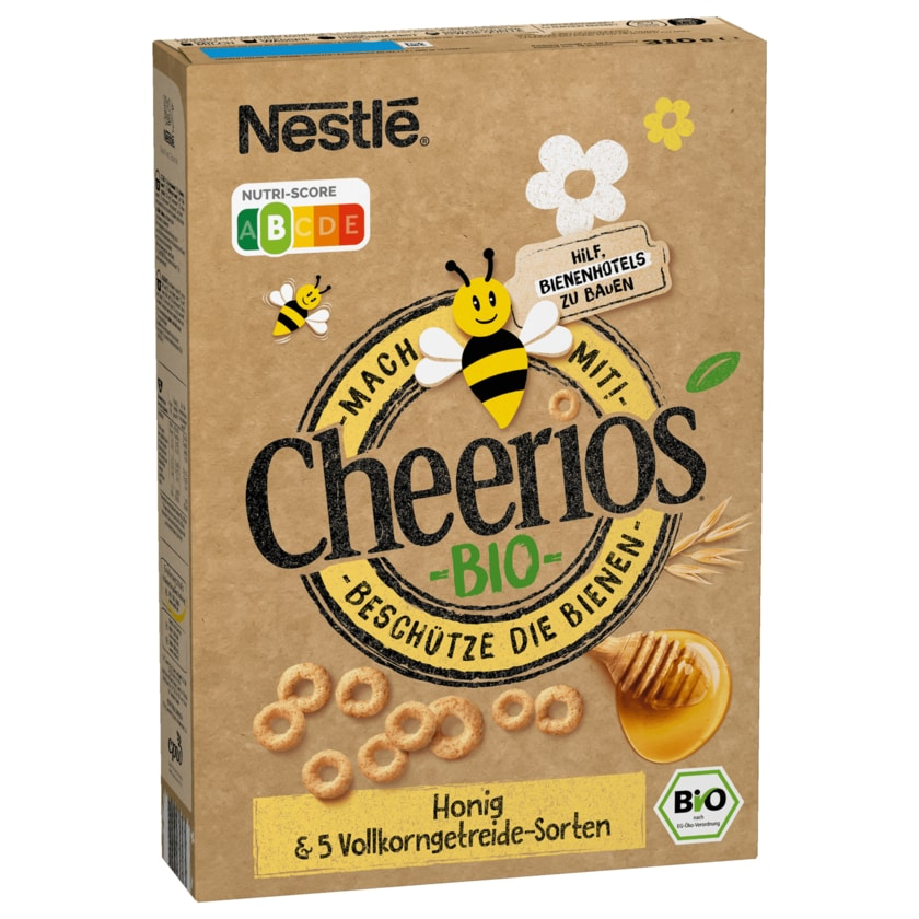 Nestle Cheerios Bio Honig 310g