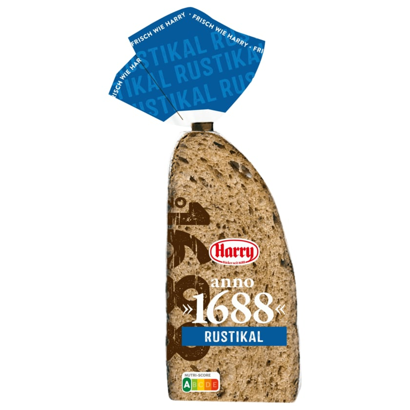 Harry Anno 1688 Weizenmischbrot Rustikal 500g