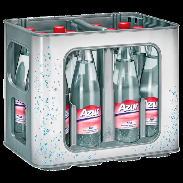 Azur Mineralwasser Still 12x0,75l