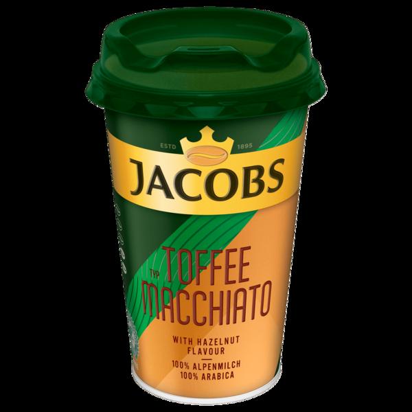 Jacobs Eiskaffee Typ Toffee Macchiato Coffee to go 230ml