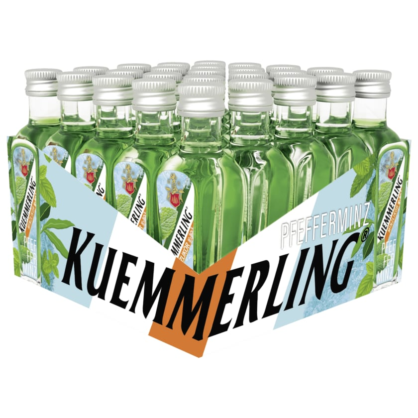 Kümmerling Pfefferminz 25x0,02l