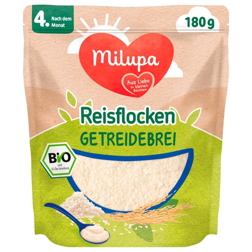 Milupa Reisflocken Getreidebrei 180g