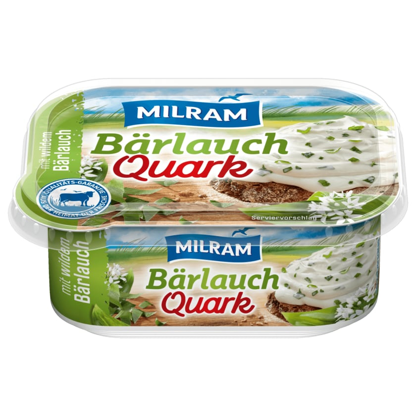 Milram Bärlauch Quark 185g