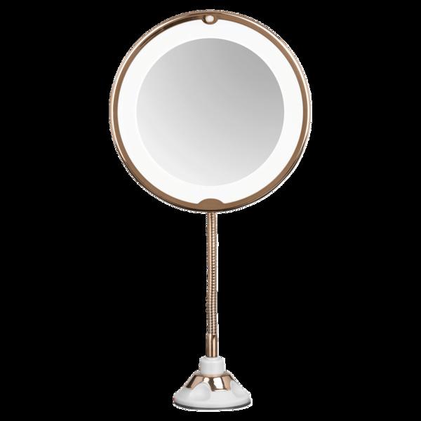 Germany's Next Topmodel LED-Kosmetikspiegel 4,5V Pearl/Gold