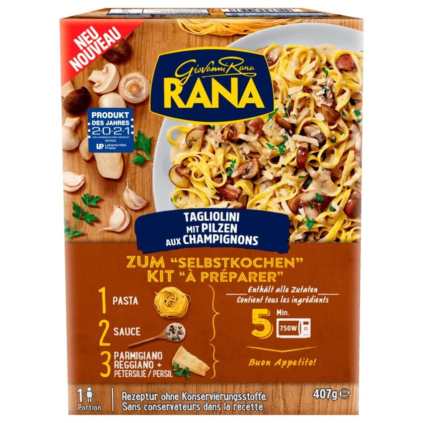 Rana Tagliolini mit Pilzen 407g