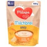 Milupa Milchbrei Grieß 400g