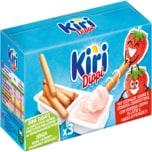 Kiri Dippi Sahne Erdbeer 105g