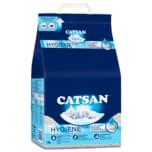Catsan Hygiene Plus Katzenstreu 18l