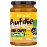 Rettergut Bio-Kartoffelsuppe mit Lauch 375ml