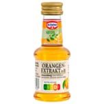 Dr. Oetker Natürlich Orangenextrakt in Öl 35ml