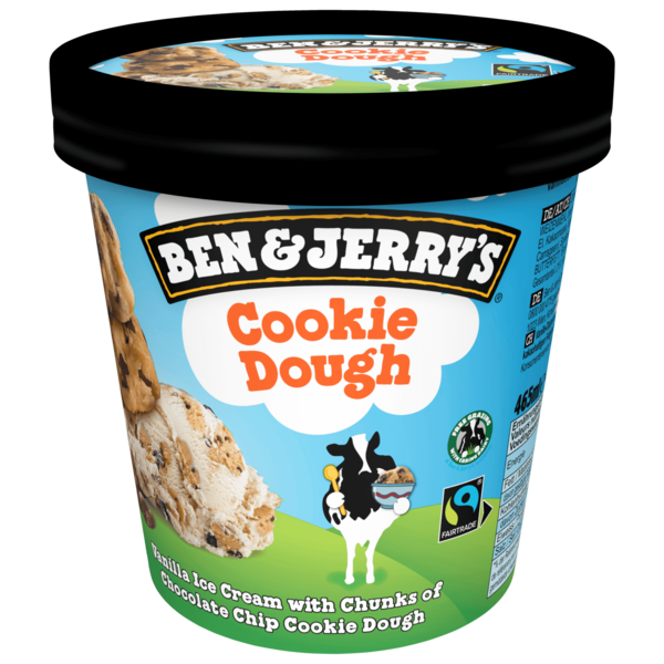 Ben & Jerry's Eis Cookie Dough 465ml