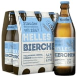 Stauder Helles Bierchen 6x0,33l