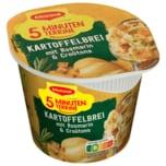 Maggi 5 Minuten Terrine Kartoffelbrei mit Rosmarin & Croutons 53g