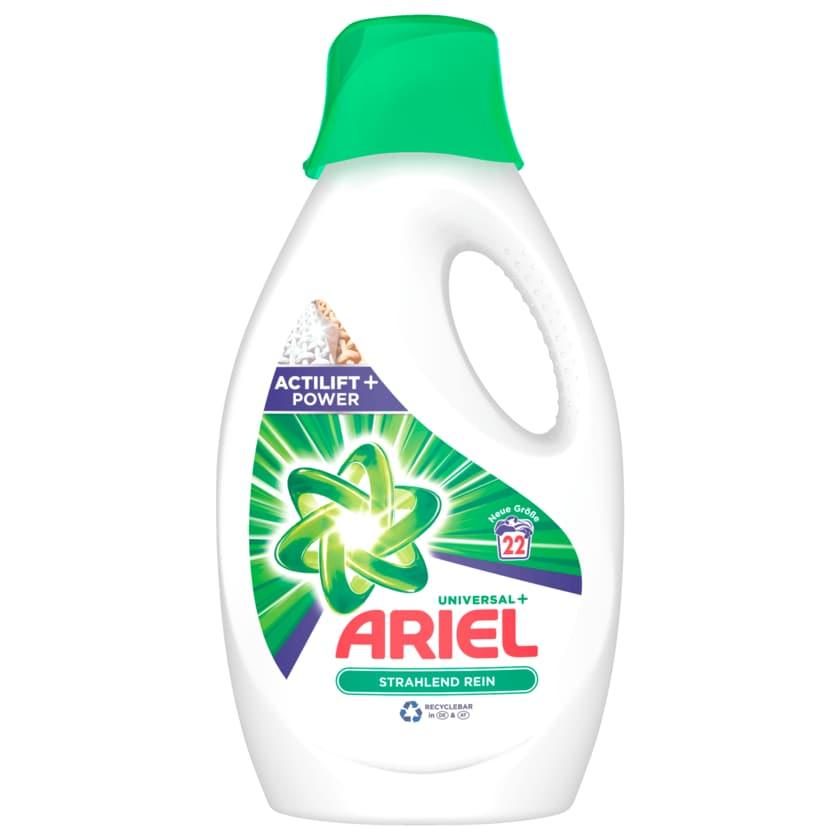 Ariel Vollwaschmittel Flüssig 1,21l, 22WL