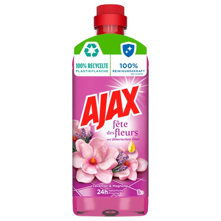 Ajax Allzweckreiniger Lavendel & Magnolie 1l