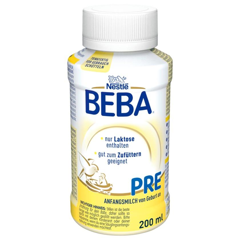 Nestlé Beba Anfangsmilch Pre 200ml
