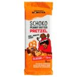 Little Peanut Monster Schoko Peanut Butter Pretzel Classic Style 105g