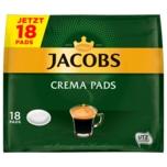 Jacobs Crema Pads 118g, 18 Pads