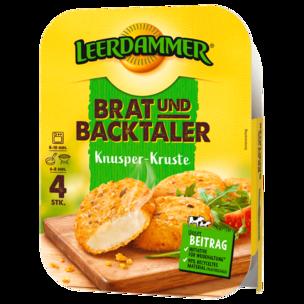 Leerdammer Brat und Backtaler Knusper-Kruste 160g