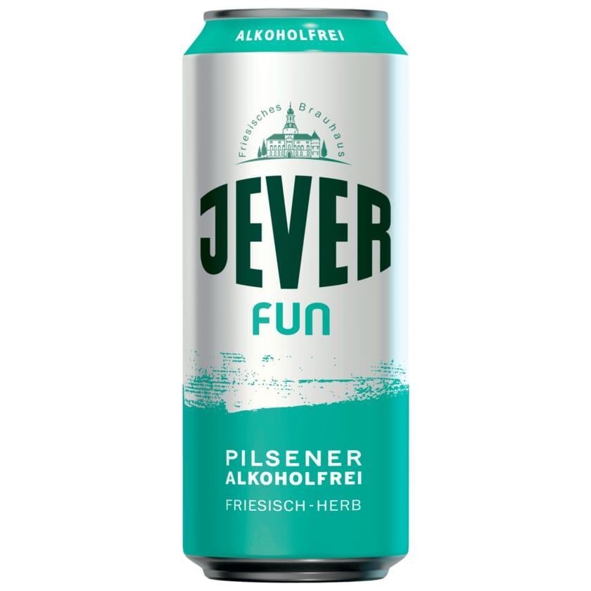 Jever Fun Pilsener Alkoholfrei 0,5l