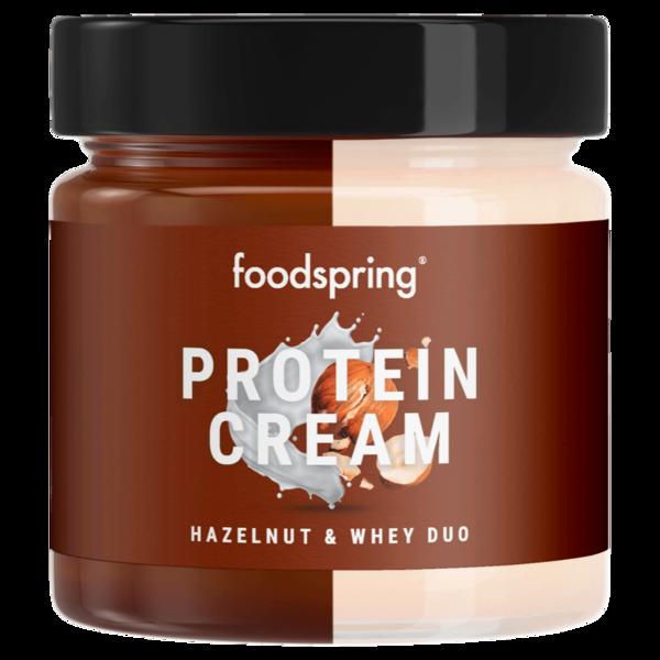 Foodspring Protein Cream Hazelnut & Whey Duo 200g