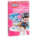 Dr. Oetker Dekor Kreation Blauer Mix 60g